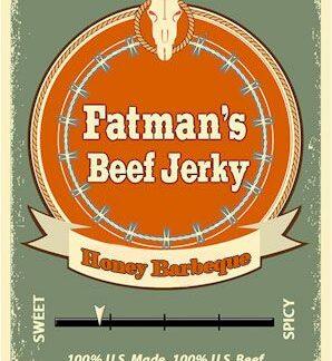 Honey Barbecue Beef Jerky