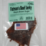 Maple & Brown Sugar Flavor Beef Jerky