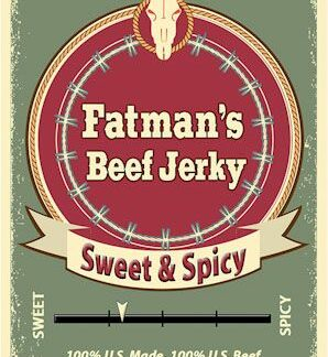 Sweet & Spicy Beef Jerky